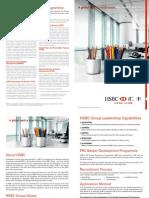 2011 BDP Leaflet