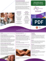 Information About Bereavement Support Groups