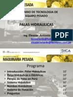 02. Excavadora Hidráulica - Ing. Eleazar Velarde Canaza