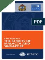 2014-Safe Passage Pamphlet - Straits of Malacca