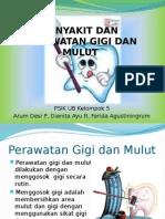 PPT Penyuluhan kesehatan gigi dan mulut