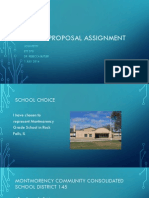 grant proposal assignment pp