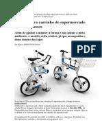 Bicicleta transforma-se em carrinho de supermercado.doc