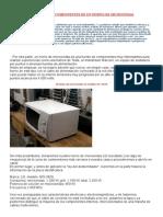 Reciclaje de Componentes de Un Horno de Microonda1