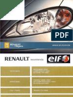 Mk 56 Manual Usuario Renault Megane Tdi