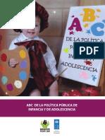 ABC de La Política Pública de Infancia y Adolescencia