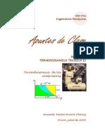 Termodinámica de Los Compresores