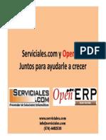 Presentacion OpenERP V2012
