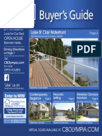 Coldwell Banker Olympia Real Estate Buyers Guide April 11th 2015