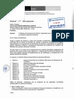 Diploma de Formación de Árbitros - Minjus