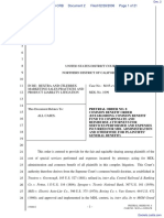 Chandler v. Pfizer, Inc. - Document No. 2