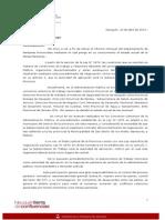 Informe Mesas Paritarias 2013