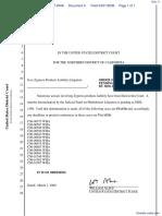 McBride v. Eli Lilly and Company - Document No. 4