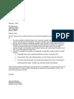Favorable Newsletter