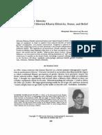 American Anthropologist Volume 83 Issue 4 1981 [Doi 10.1525%2Faa.1981.83.4.02a00050] Marjorie Mandelstam Balzer -- Rituals of Gender Identity- Markers of Siberian Khanty Ethnicity, Status, And Belief