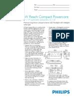 IW Reach Compact Powercore 5x17deg SpecSheet