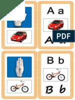 Tarjetas Diccionario