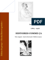 Kipling Histoires Comme CA Source