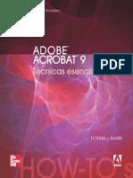 Adobe Acrobat Técnicas Esenciales