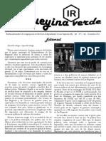 Boletín Informativo de La Agrupación de Ele Ctores Independientes de Las Regueras Prueba
