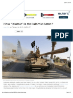 Juan Cole - How 'Islamic' is the Islamic State_ _ the Nation