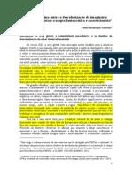América Latina e Descolonização Planetaria 2