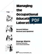 managing the occupational education laboratory.pdf
