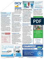Pharmacy Daily for Thu 09 Apr 2015 - Guild