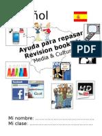 Spanish GCSE Revision Booklet 1