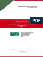 Género y Políticas de Educación Superior en México