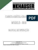 Fankhauser - Carreta 8010