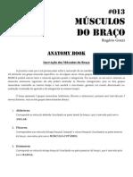 Anatomia Book - Inervação dos Músculos do Braço