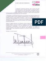 Carta de Miguel Ángel Mancera a jornaleros de San Quintín (2da parte)
