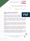 Carta de Miguel Ángel Mancera a jornaleros de San Quintín