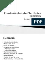 Aula 1 - Diodos