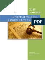 FAQ Liberalismo Clássico - Vol 1 - por Sasha Lamounier