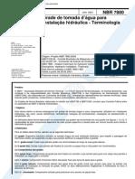 NBR 07880 TB 218 - Grade de tomada d'agua para instalacao hidraulica - Terminologia.pdf