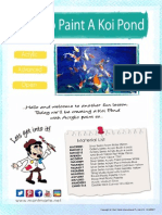 Koi Pond Lesson Version 2