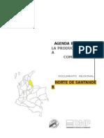 Agenda Interna Norte de Santander