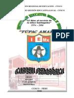 Carpeta Pedagogica 2006
