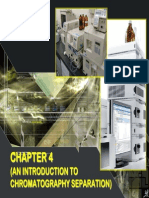 Chapter 4 (Introduction of Chromatography) (Rev a)