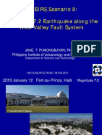 Phivolcs Earthquake Presentation