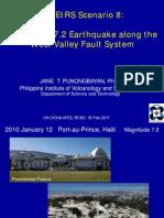 Phivolcs Earthquake Presentation