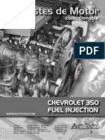 Chevrolet 350 Fuel Injection