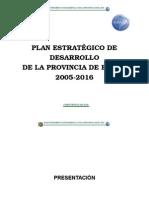 13022013_122746_PEDP EL ORO 2005 - 2016 (Se está actualizando, se presentará en junio).doc
