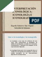 La Interpretacion Iconologica