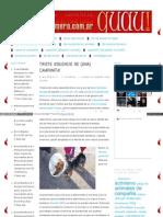 GUAU 2015-04-08 Triste Silencio de (una) CAMPANITA