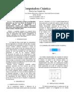 Paper Computadora Cuantica