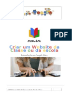 CriarumWebsitedaClasseoudaescola