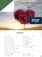 Catalogo Obelisco Ediciones